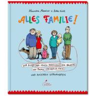 Buchcover Alles Familie!