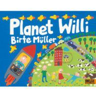 Buchcover Planet Willi