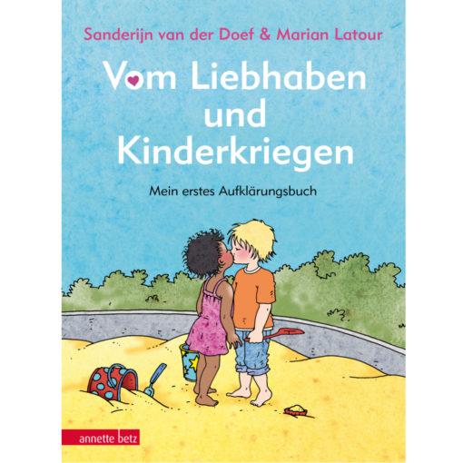 Buchcover vom Liebhaben und Kinderkriegen