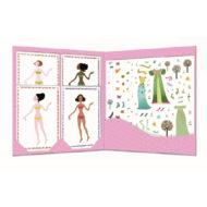 Innenansicht Sticker und Schwarze Frauenfiguren