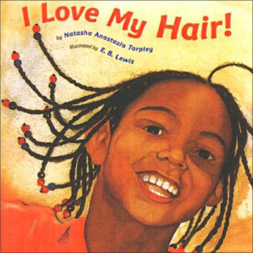 Buchcover I love my Hair!
