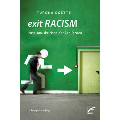 Buchcover Exit Racism von Tupoka Ogette