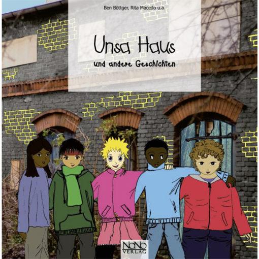 Buchcover Unsa Haus