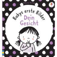 """Buchcover """"Babys erste Bilder - Dein Gesicht"""""""