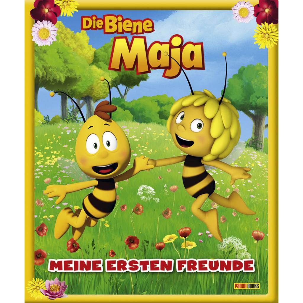 Biene Maja Kindergarten Freundebuch Meine Ersten Freunde