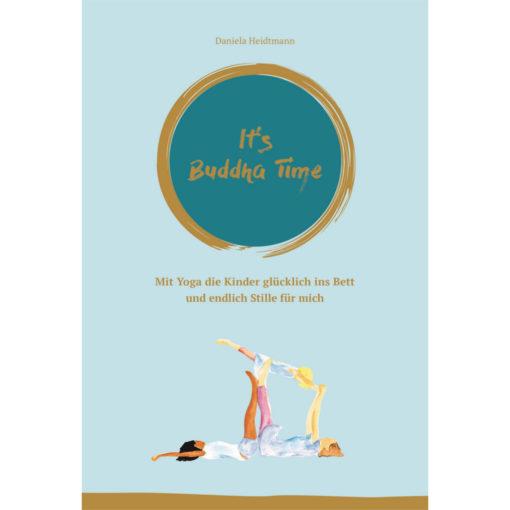 Buchcover It's Buddha Time Yogabuch