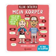 "Buchcover: ""mein Körper"" Loewe Verlag"