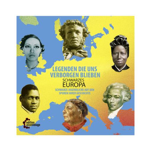 Buchcover: Legenden, die uns verborgen blieben - Schwarzes Europa