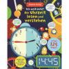 Buchcover: Die Uhrzeit lesen und verstehen, Usborne