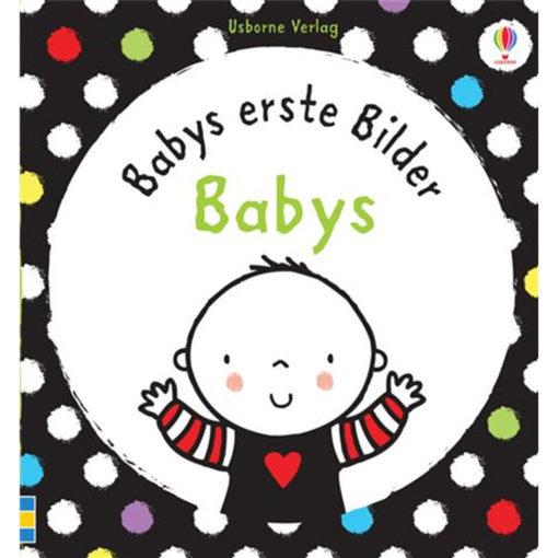 Cover Babys erste Bilder - Babys