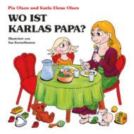Buchcover Wo ist Karlas Papa?