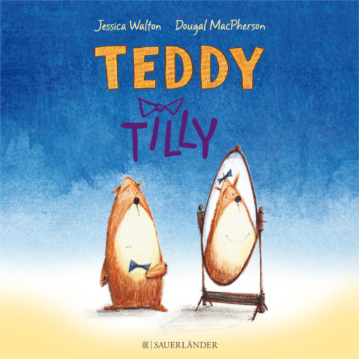 Buchcover Teddy Tilly