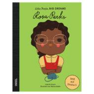 Cover: Graphik von Rosa Parks.