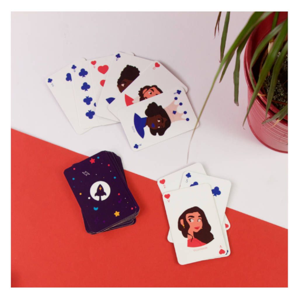Kartenspiel 52 Karten