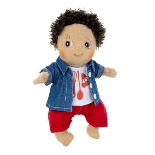 rubens-barn-cutie-activity-charlie-schwarze-puppe-junge