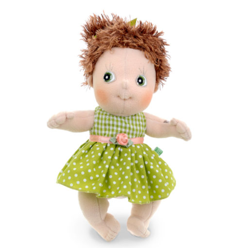 rubens-barn-cutie-karin-rothaarige-puppe-gruenes-kleid
