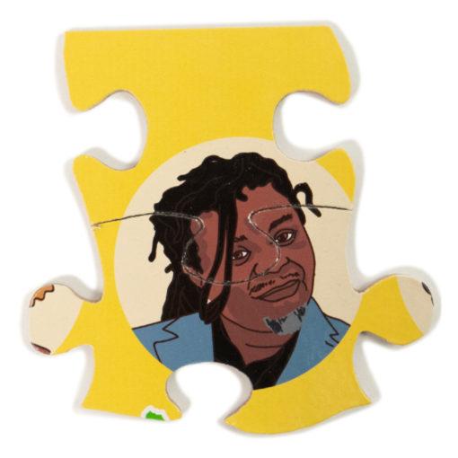 Detail Puzzle London