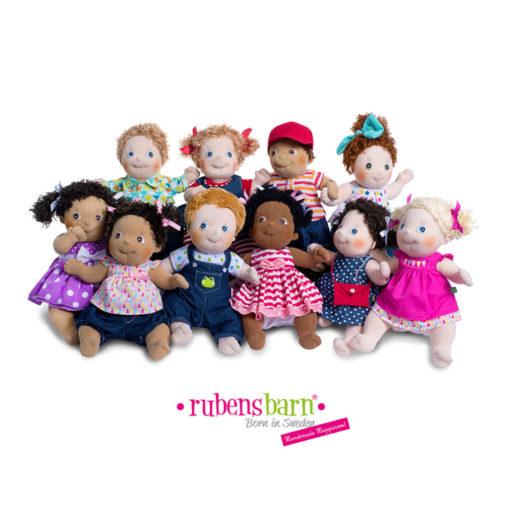 Bild aller Rubens Barn Kids Puppen