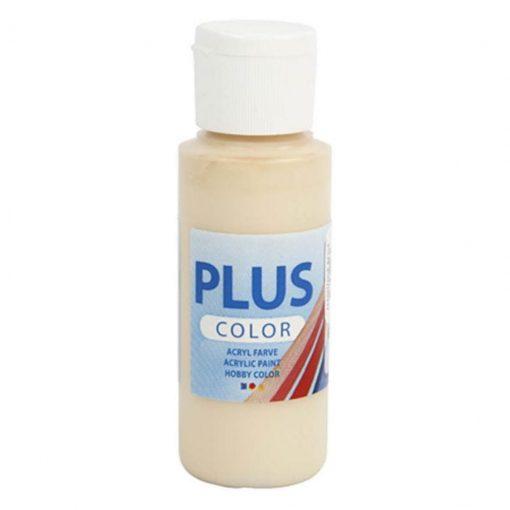 Hautfarbe Beige (Elfenbeinbeige) Color Plus 60 ml Bastelfarbe
